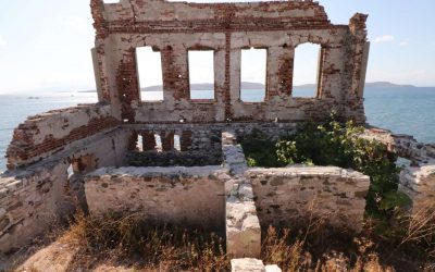 Ekinlik Adası - Rum Kız Okulu