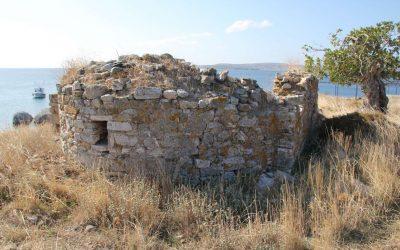 Koyun Adası - Şapel