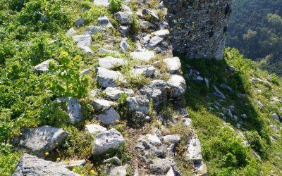Marmara Adası - Kale Yapısı