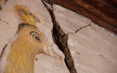 Marmara Adası - Sivil Mimari Örnek Duvar Resmi