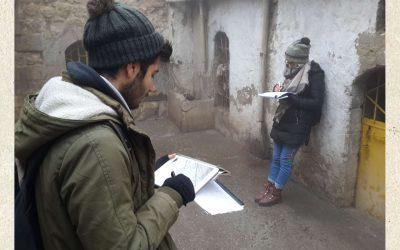 Yapı Analiz Saha Çalışması Mardin 2